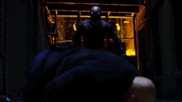 Daredevil vs. Kingpin