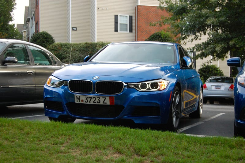 2014 Bmw 328i M Sport The Oppo Review