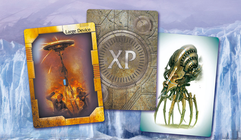 Illustration for article titled New Numenera Card Set