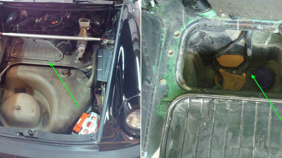 The Ten Best Places To Hide Crap In Your Car Peugeot 207 Fuse Box Cigarette