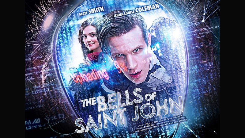 Illustration for article titled The Doctor is BACK - The Bells of Saint John Spoilers and Discussion