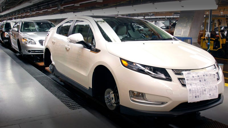 Illustration for article titled Is the Chevy Volt a sales flop?