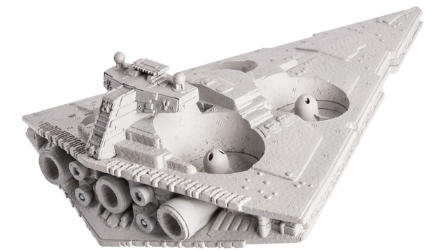 patrol the skies and crash dramatically with this star wars star destroyer drone
