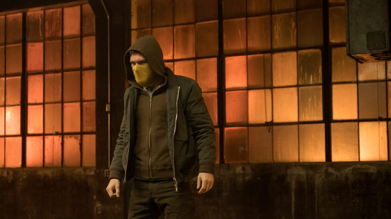 Finn Jones stars in Marvel's Iron Fist