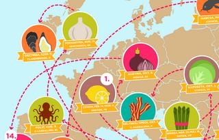 Illustration for article titled Nagy-szín-pad! Ezek az evős-ivós fesztiválok lesznek Európában