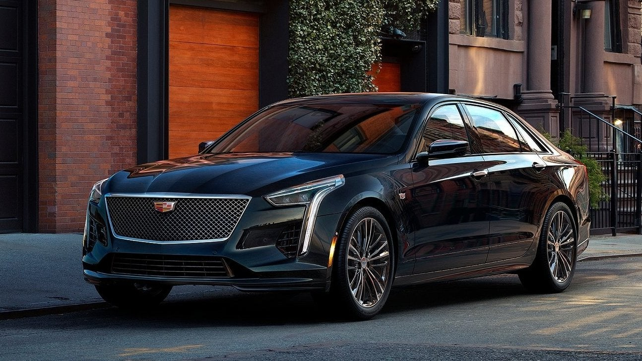 dead the cadillac ct6 and a ton of other gm cars updated rh jalopnik com cadillac ct6 photo 2017 cadillac ct6 pictures