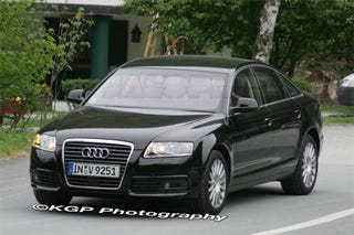 Illustration for article titled 2009 Audi A6