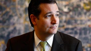 U.S. Sen. Ted Cruz (R-Texas) Tom Pennington/Getty Images