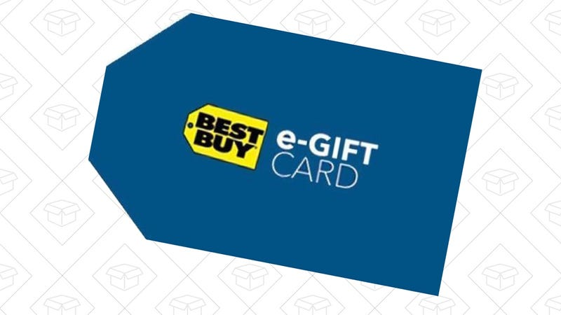 $150 Best Buy Gift Card + $15 Bonus Code, $150