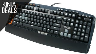 Illustration for article titled One Of Your Favorite Gaming Keyboards Is Only $65 Today