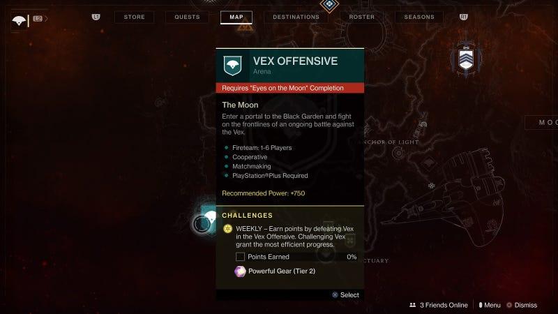 Matchmaking raids destin