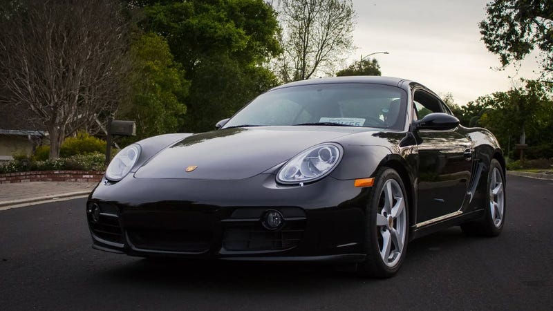 At 21 000 Will This 2007 Porsche Cayman Have You Saying See You Later Gator