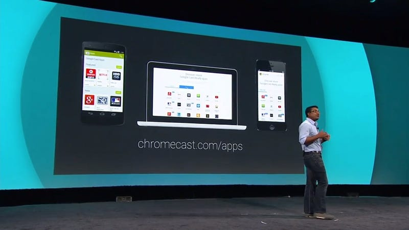 Illustration for article titled Chromecast Is Getting a Slew of Awesome New Features