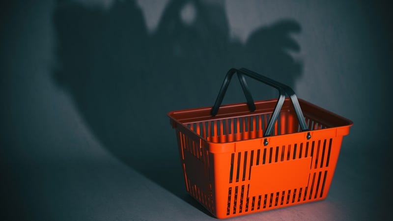 Illustration for article titled Frustrated by plastic-bag ban, New Zealand shoppers resort to stealing grocery baskets