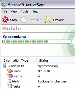 Illustration for article titled How to sync your Pocket PC with Thunderbird