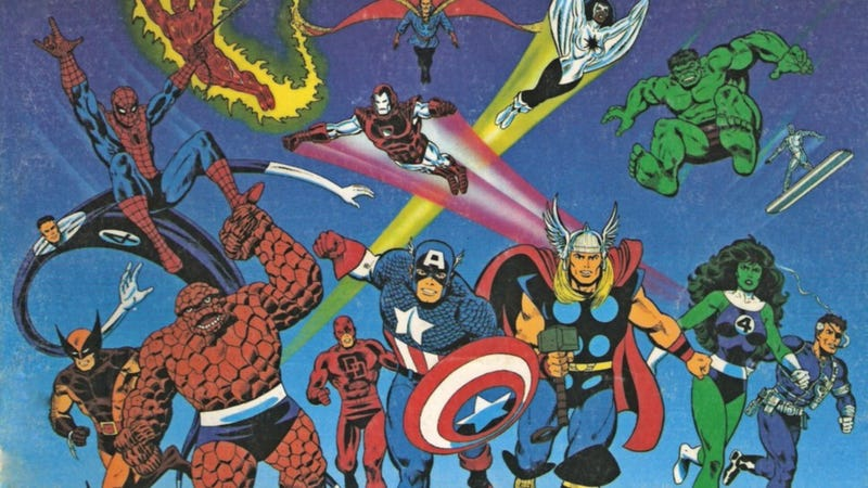 the  u0026 39 80s marvel super heroes rpg was class 5000 awesome