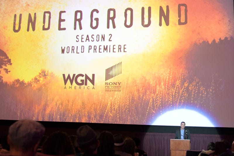 Charley Gallay  Getty Images for WGN America
