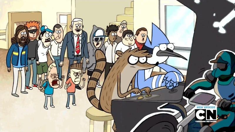 Twelve Of The Best Gaming Episodes In Cartoons