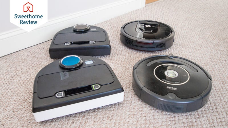 Illustration for article titled The Best Robot Vacuums