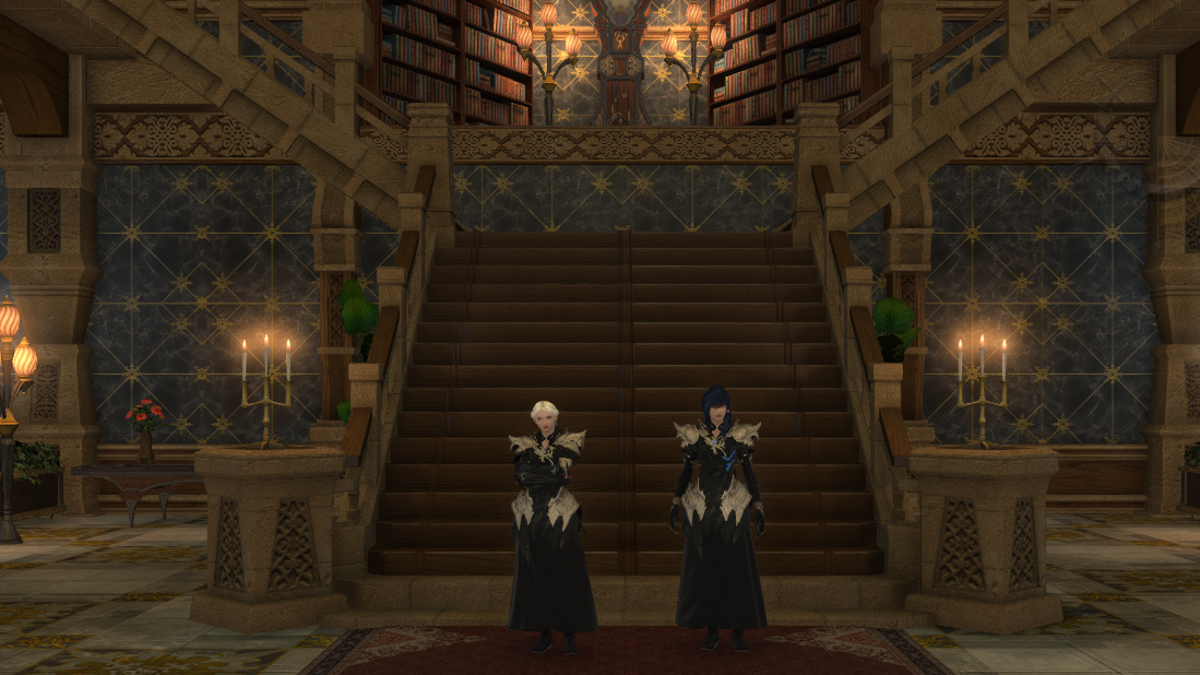 Two Final Fantasy XIV Players Buy Dozens Of Homes, Spark