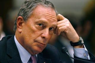 Illustration for article titled Bloomberg Gets Pissy During Gender Discrimination Deposition