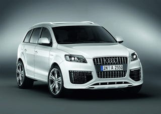 Illustration for article titled Audi Q7 Coastline Concept Is A Real Land Yacht