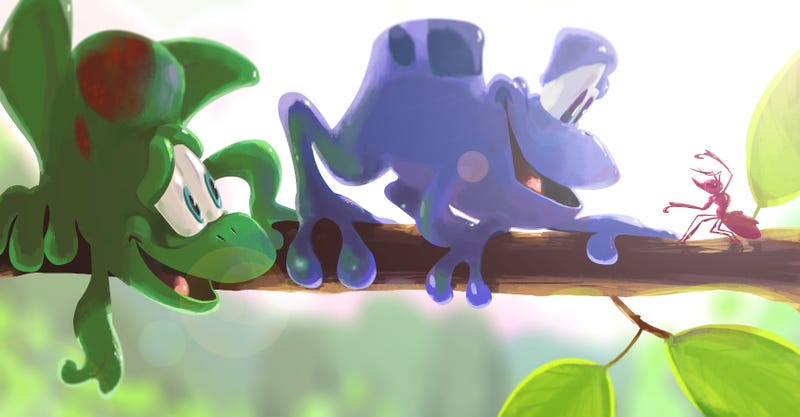 Illustration for article titled Another Game Made by GBD! For Kids!