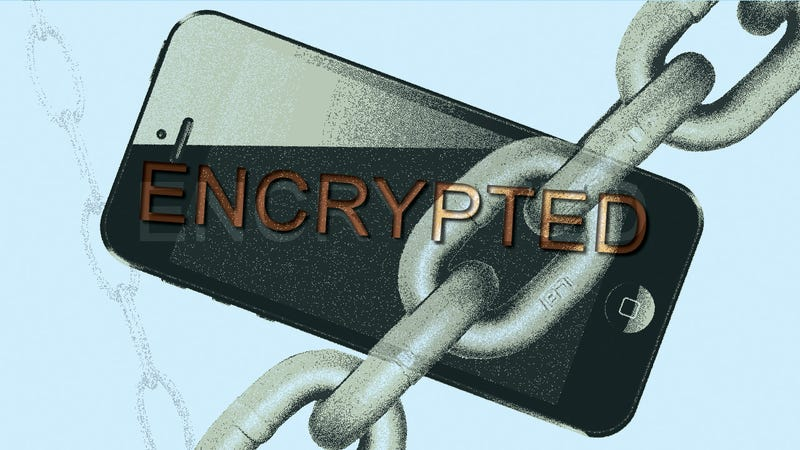 Illustration for article titled What Are Some Encryption Options for iPhone?