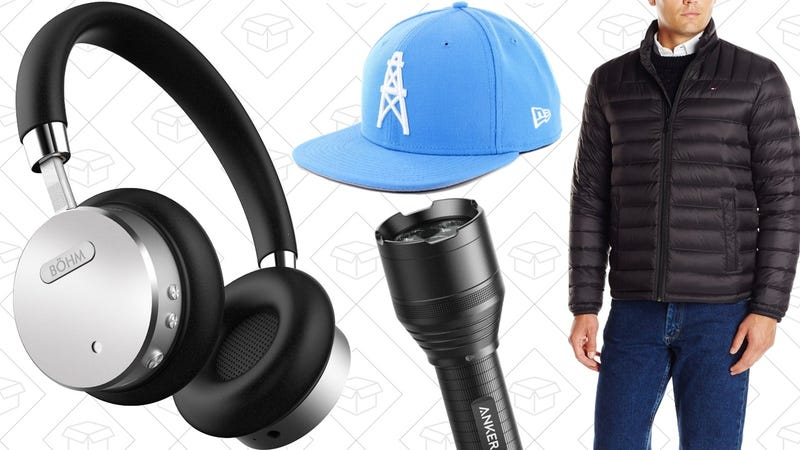 Today's Best Deals: Wireless Audio, Winter Coats, NFL Gear, and More