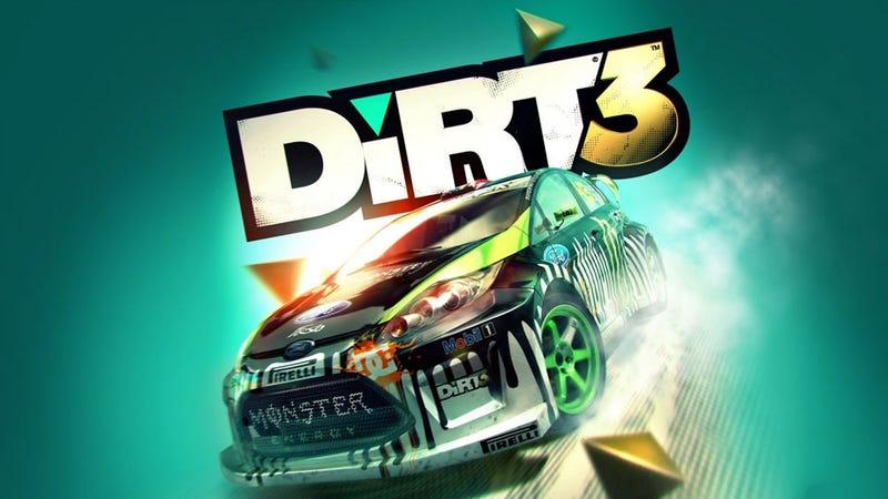 Illustration for article titled Whoops, 3 Million Copies of Dirt 3 Just Went Missing [Update]