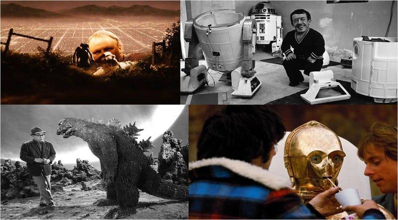 Illustration for article titled Las películas más icónicas de la historia, como nunca las habías visto