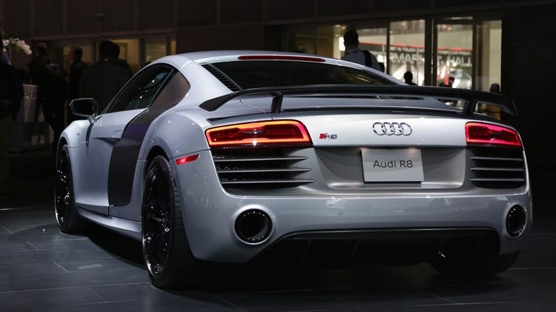 this is the fastest audi r8 they 39 ve ever built. Black Bedroom Furniture Sets. Home Design Ideas