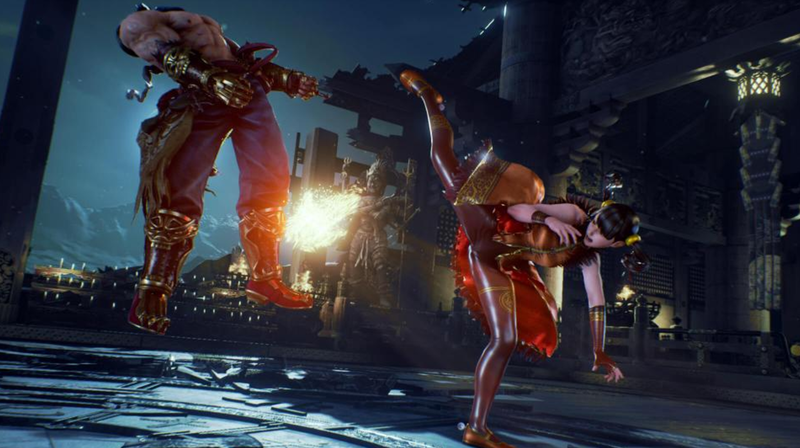 Our First Impressions Of Tekken 7 Satisfying Difficult