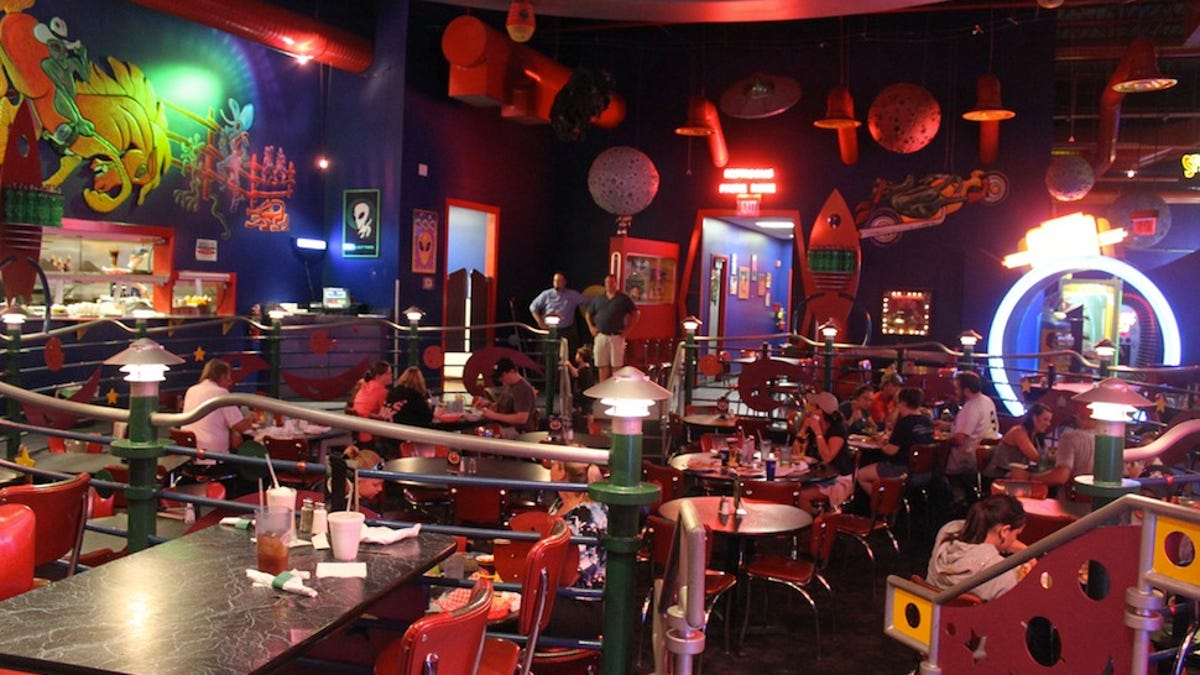 The Greatest Science Fiction-Themed Bars and Restaurants on Earth