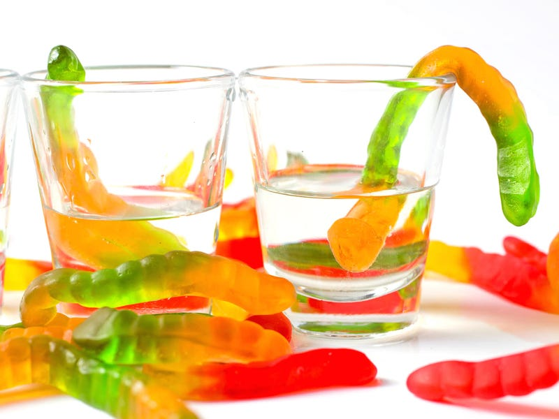 Illustration for article titled Infuse Delicious Gummy Bears with Your Favorite Cocktails