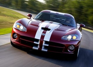 Illustration for article titled 2012 Dodge Viper Concept, Jeep Pickup Shown To Dealers