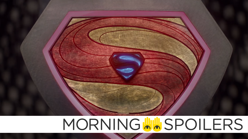 Illustration for article titled The First Footage From Krypton Teases Fire and Blood