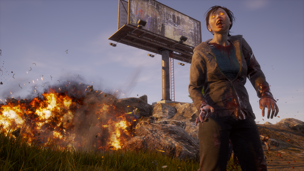Other people are the worst part of State Of Decay 2's zombie
