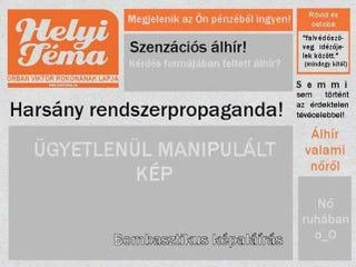 Illustration for article titled Megfejtették a Helyi Téma titkát