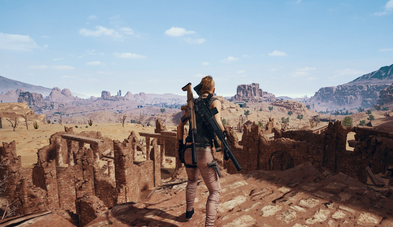 Xbox One players, check your PlayerUnknown's Battlegrounds server