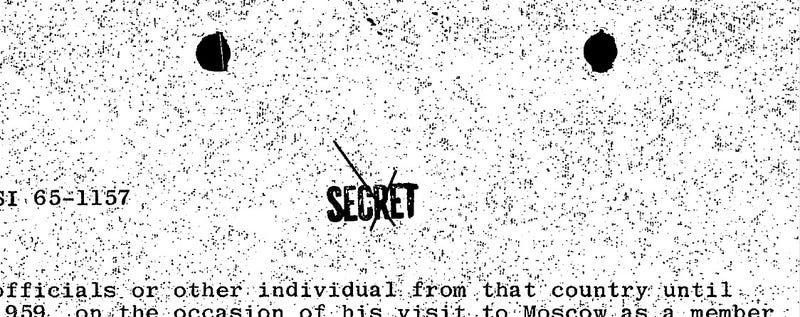 Illustration for article titled FBI Claims They Don't Have a File on the Inventor of Email, David Bowie, And Many Others