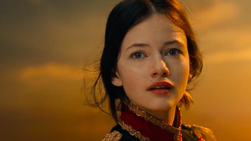 """Clara (Mackenzie Foy) isn't """"just a girl."""" She's a goddamn princess."""