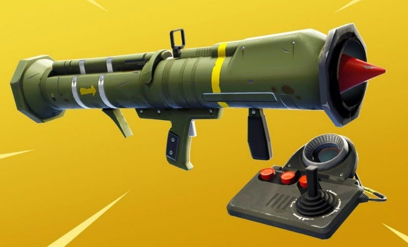 Illustration for article titled Fortnite Gets Guided Missiles Back, And They're Less Likely To Dominate