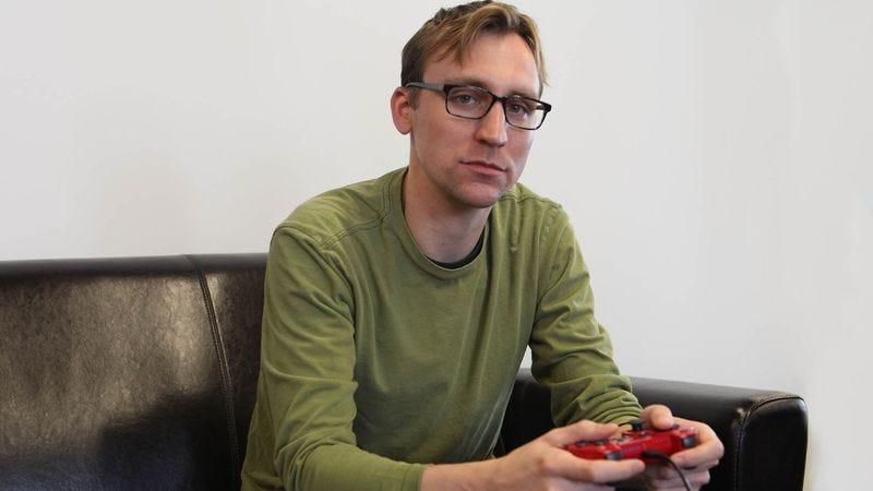 Illustration for article titled 'GTA V' A Sophisticated Gaming Experience, Says Man Who Spent 3 Hours Running Over Homeless People With Fire Truck