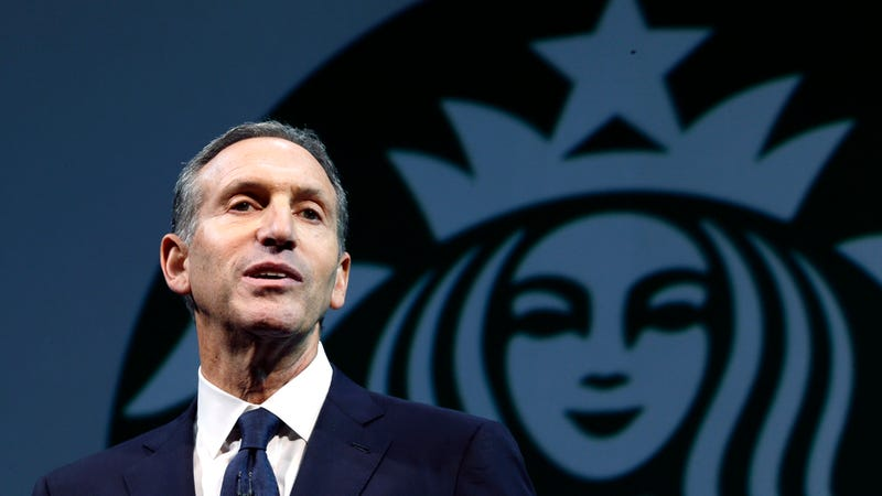 Illustration for article titled Starbucks Says If You're Not Down With Marriage Equality, Sell Your Stocks