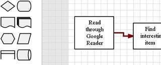 Illustration for article titled LucidChart Makes Stripped-Down Flowcharts for Free