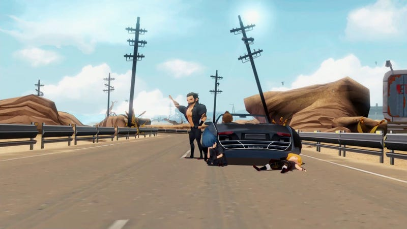 Illustration for article titled Final Fantasy XV Pocket Edition Announced