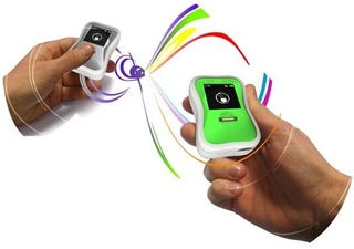 Illustration for article titled Leyio Personal 16GB File Sharing Device Is Wireless with a Fingerprint Scanner