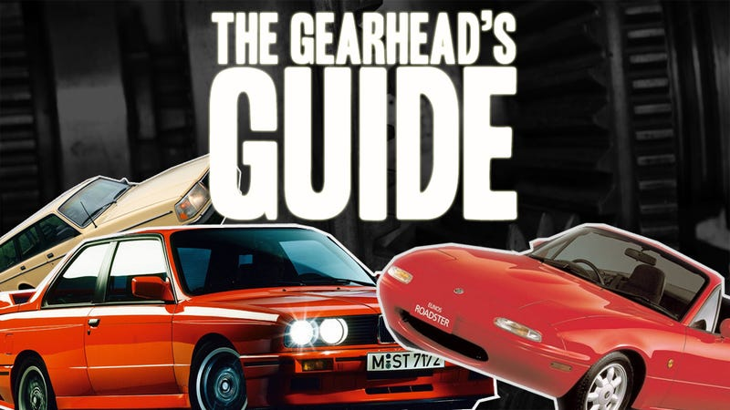 Illustration for article titled COTD: The Gearhead's Guide