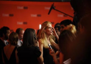 Conservative commentator Ann Coulter (Getty Images)